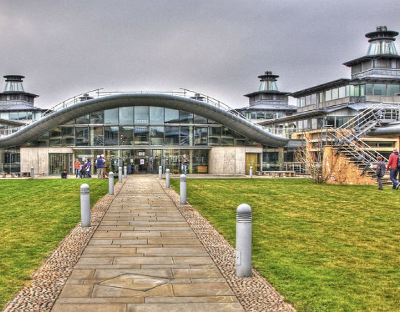 Centre for Mathematical Sciences building