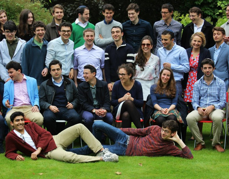 Cambridge University Jewish Society