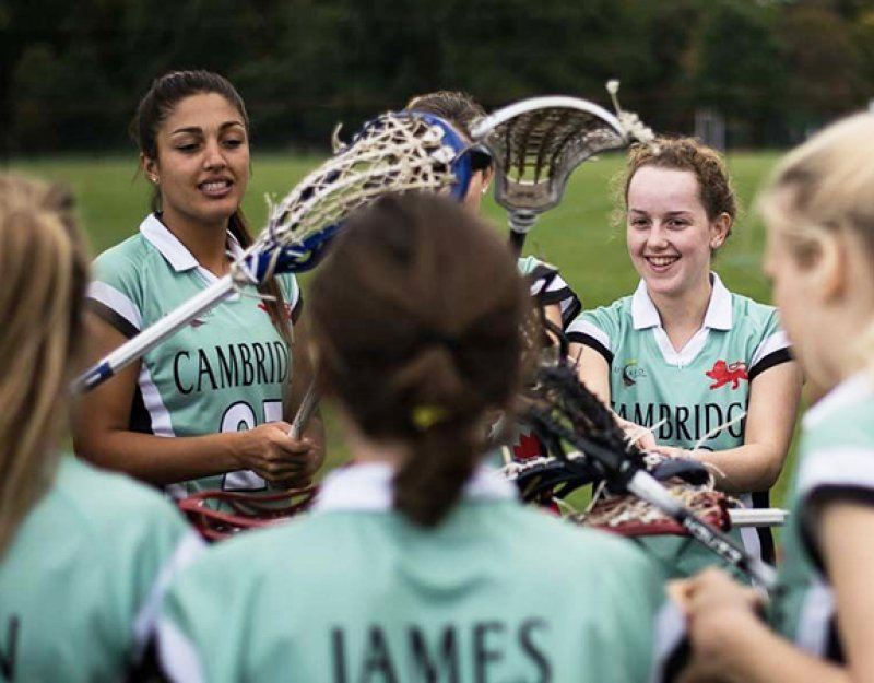 Cambridge University Women's Lacrosse Club