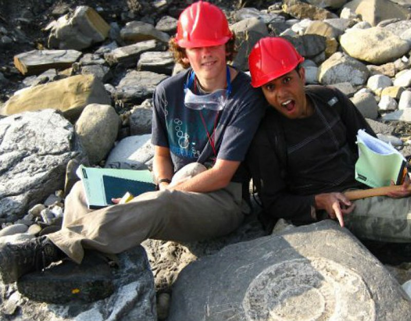 Earth Sciences Part III fieldwork