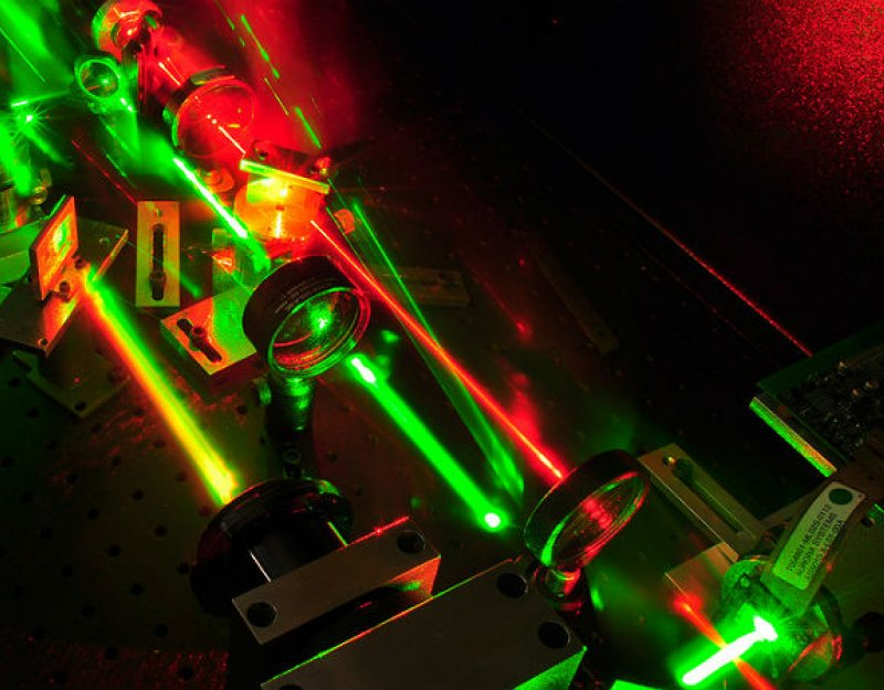 Holographic projector, Centre for Applied Photonics and Electronics