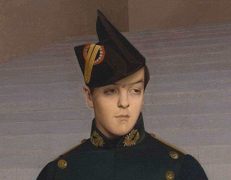 Gérôme portrait