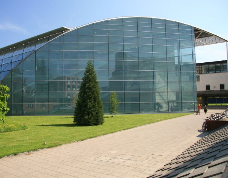 The David Williams Building, home of the Faculty of Law