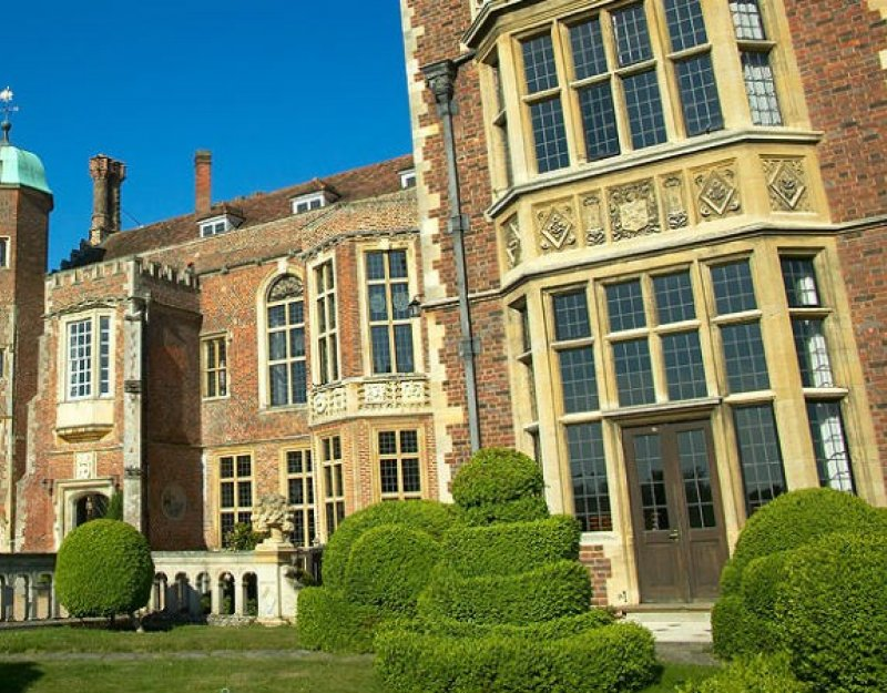 Madingley Hall, home of the Institute of Continuing Education