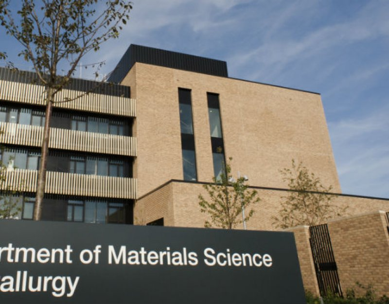 Department of Materials Science and Metallurgy new building