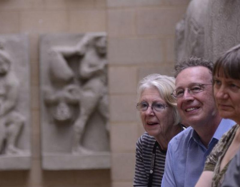 Museum of Classical Archaeology tour (Alumni Festival 2014)