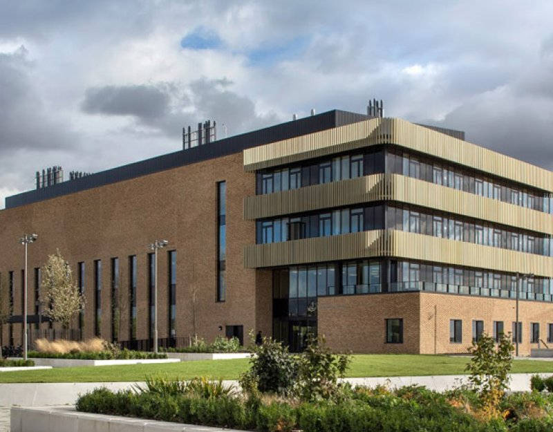 Department of Materials Science and Metallurgy building, West Cambridge