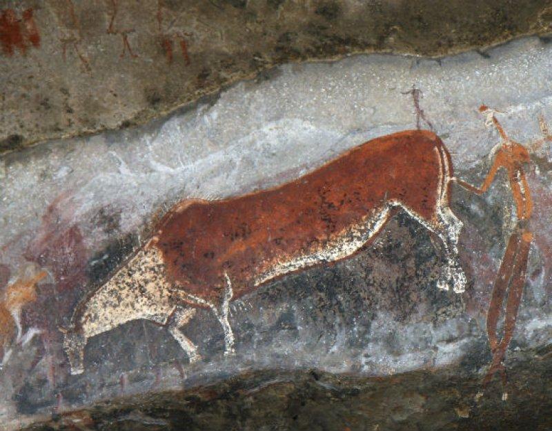 San rock art, Drakensberg