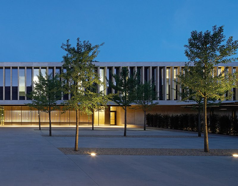 The Sainsbury Laboratory. Image courtesy of Stanton Williams