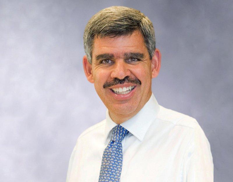 Dr Mohamed A El-Erian