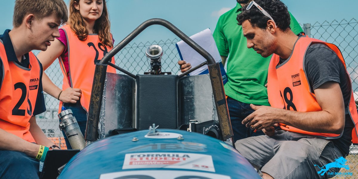 Full Blue Racing, Cambridge University Department of Engineering