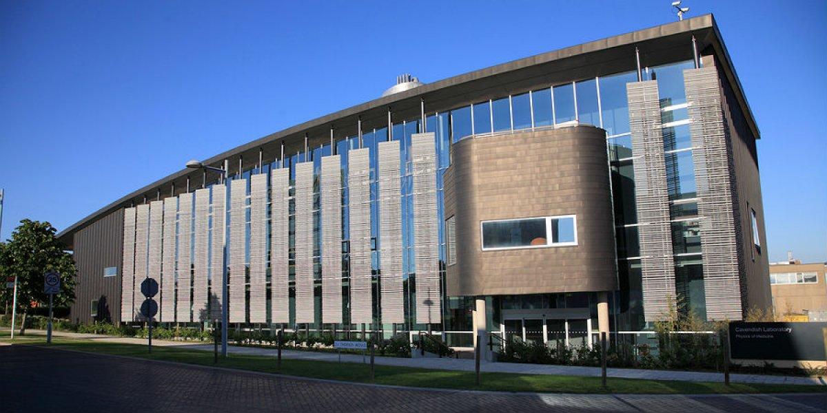 Cavendish Laboratory: physics of medicine