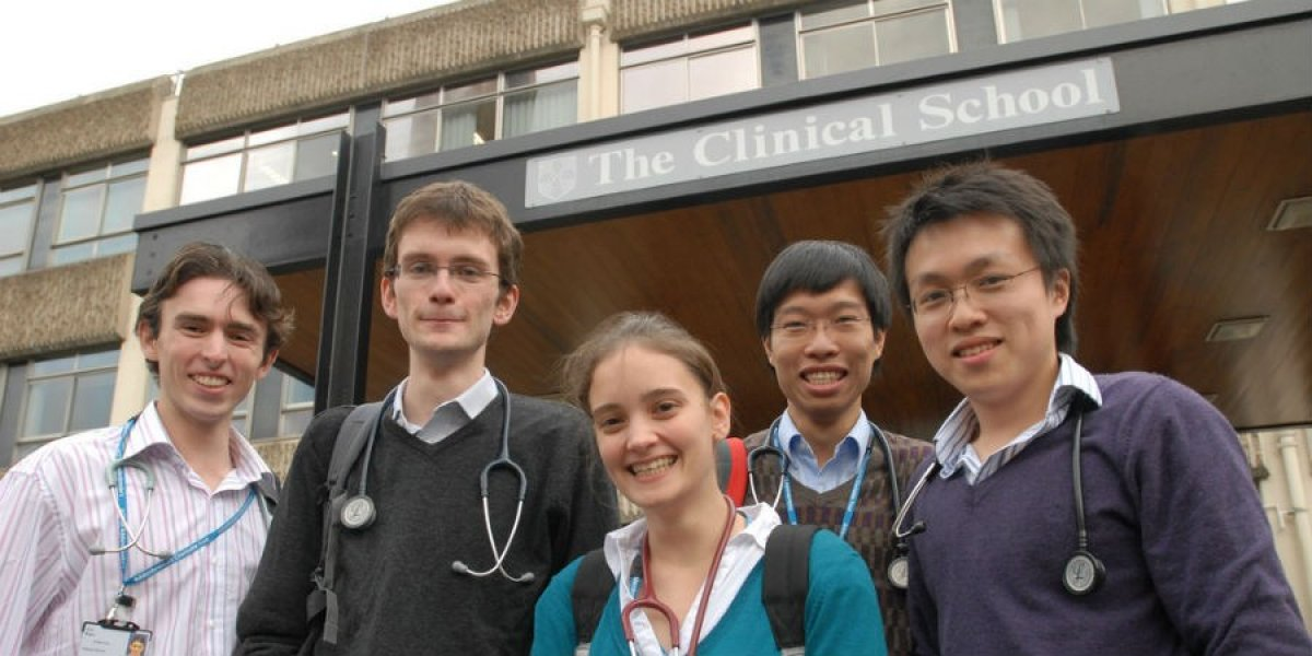 Clinical School students
