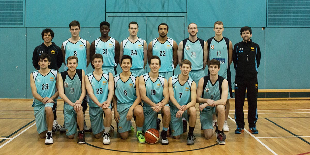 Cambridge University Basketball Club