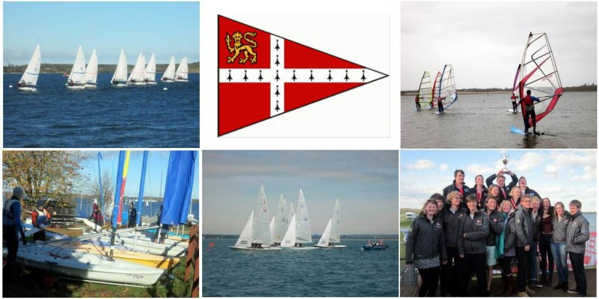 Firefly dinghies, windsurfing and Swallow class yachts