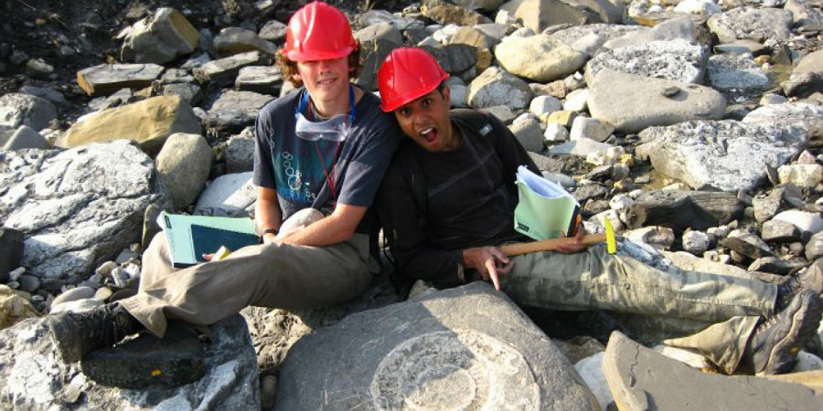 Earth Sciences Part III fieldwork