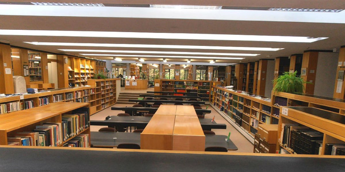 Faculty of Asian and Middle Eastern Studies library