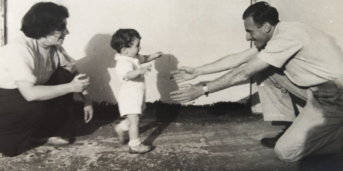 Yuval family snapshot