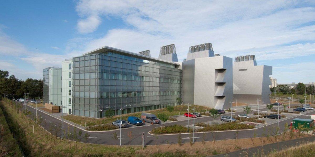 The new Laboratory of Molecular Biology at Addenbrooke's hospital