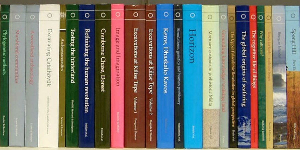 McDonald monographs in the Haddon Library