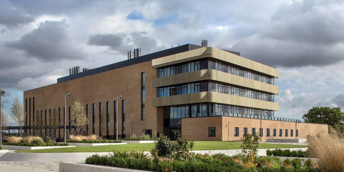 Department of Materials Science and Metallurgy building, West Cambridge