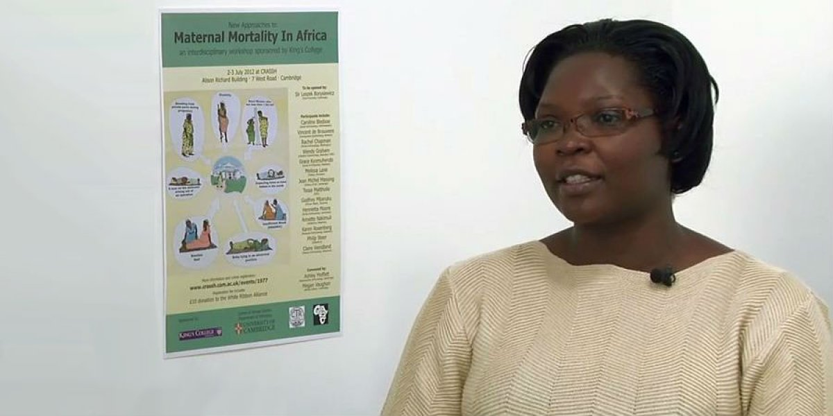 Dr Annettee Nakimuli