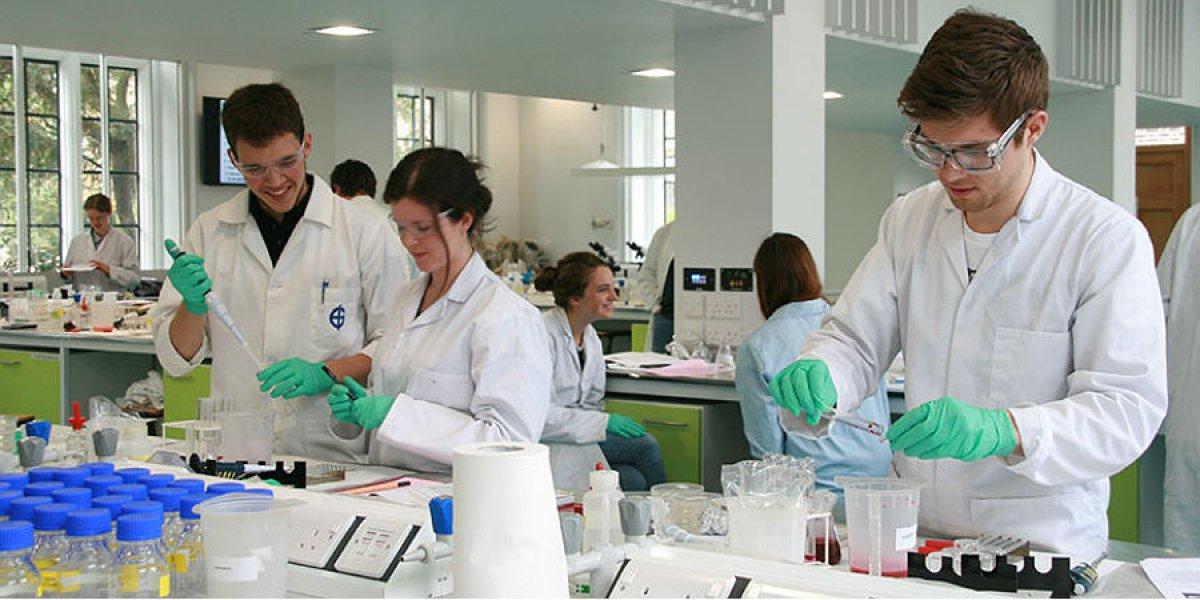 Plant sciences laboratory
