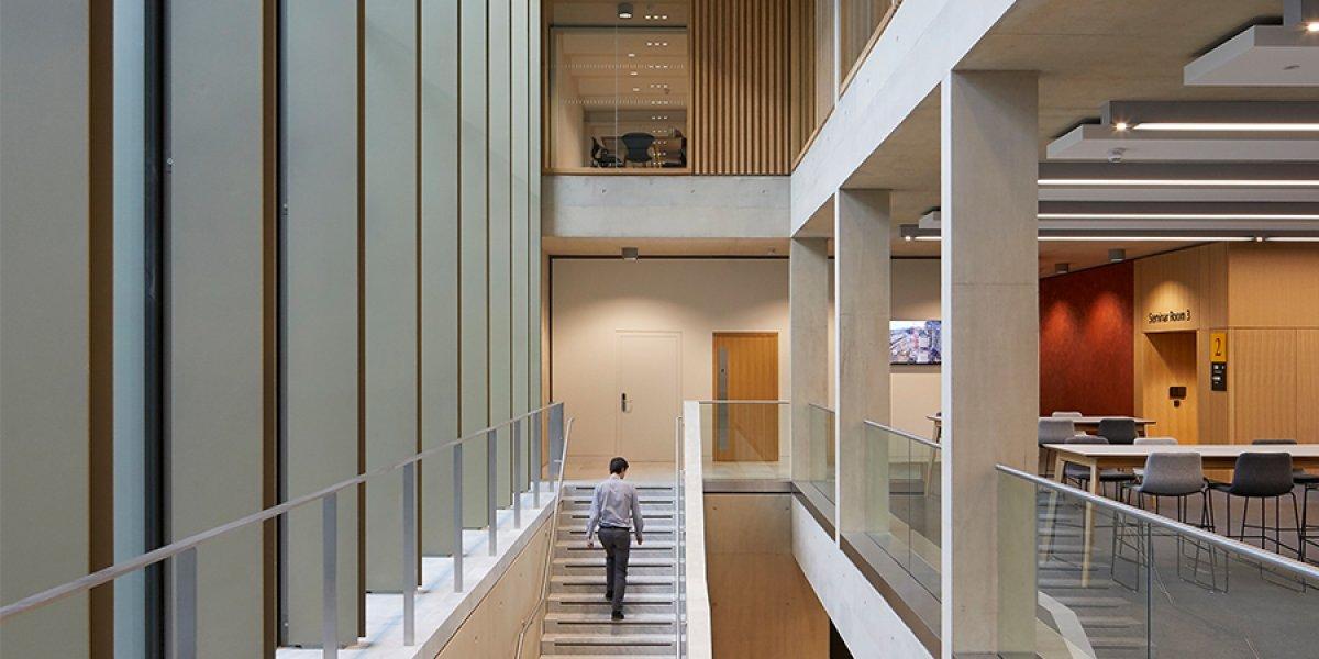 Simon Sainsbury Centre. Photo credit: Hufton and Crow