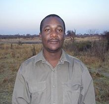 Godfrey Mtare, Cambridge graduate and conservation leader
